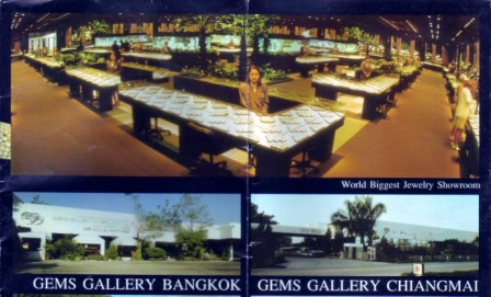 Chiang Mai Gems Gallery