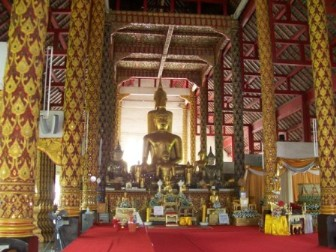 Temples (Wats) to see in Chiang Mai, Thailand