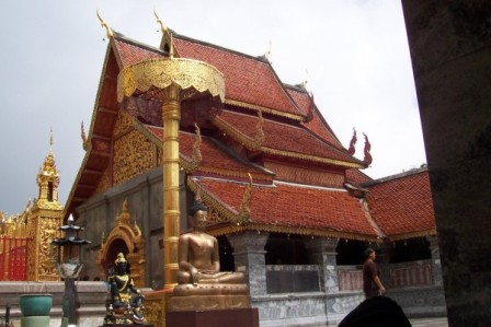 Doi Suthep architure